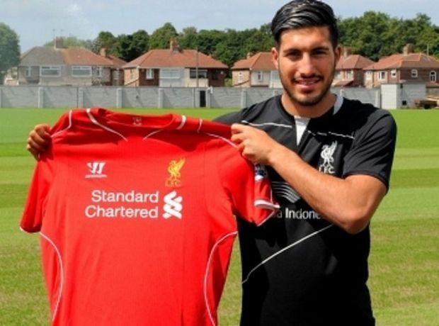 Emre Can - Liverpool F.C.
