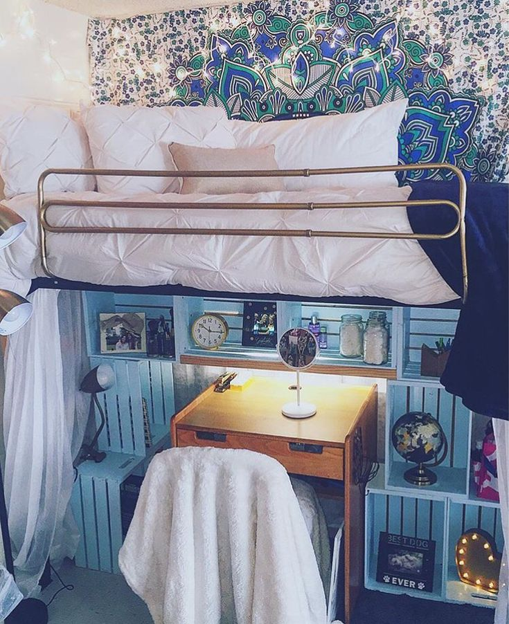Get Inspired To Create An Unique Bedroom For Kids With These Decorations  And Furnishings Inspired By Blue Textures And Shades. Part 85
