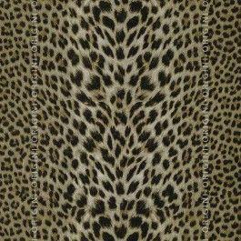 Papel de parede Decoração Pele Origini 135-17, importado, lavável, imitando pele de onça.