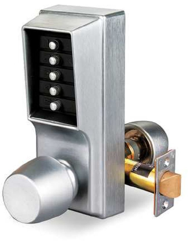 9 best cool locks images on pinterest locks door locks and electronic lock - Sliding door combination lock ...