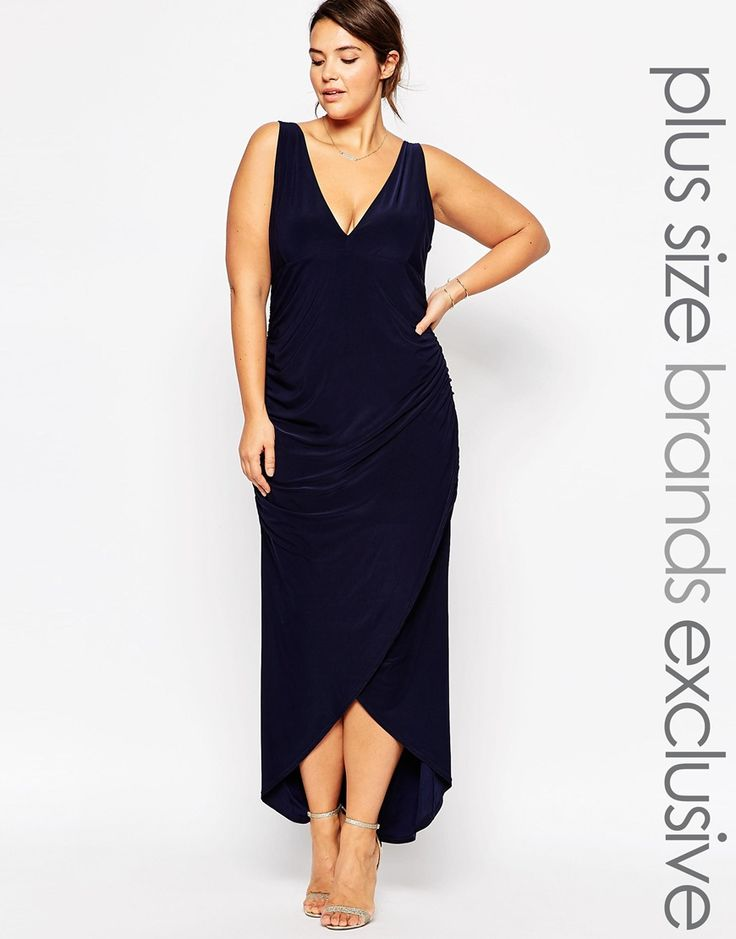 1000 images about wedding guest dresses plus size for Plus size midi dresses for weddings