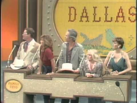 Family Feud - Dallas vs. Eight Is Enough - Here's the Episode of the All-Star Family Feud