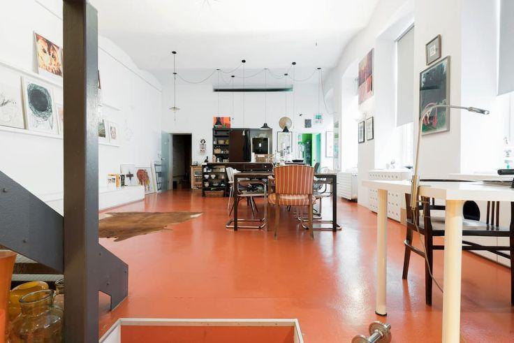 Ninas Home / Chicer Loft im hippen 7.Bezirk - Apartments zur Miete in Wien