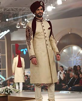 Jamawar Sherwani Groom Sherwani Suits Huntington New York NY USA