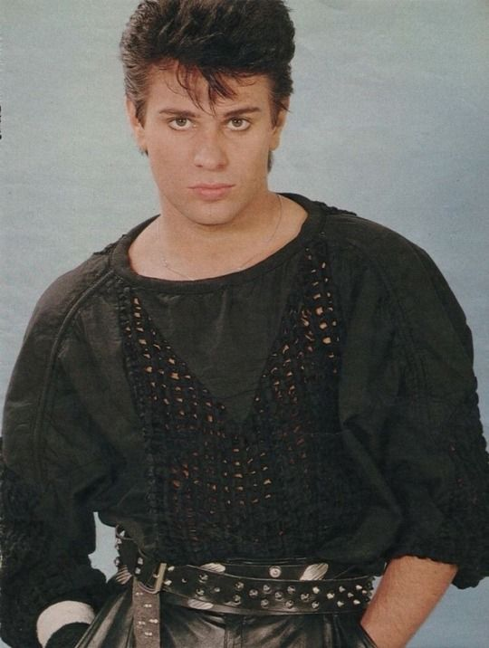 Roger Taylor. 1980-s.