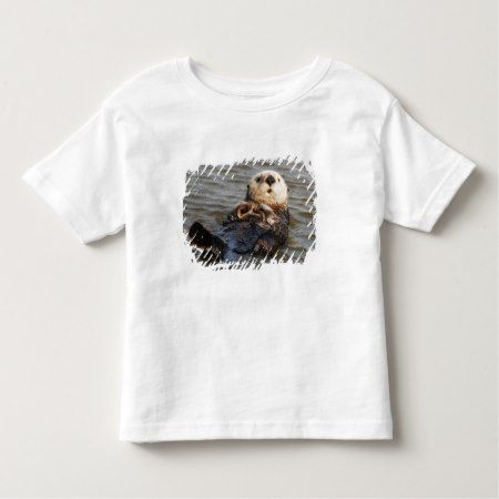 Sea Otter LeDent Toddler T-shirt - tap, personalize, buy right now!