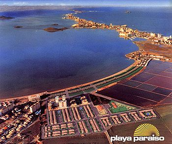 Mar Menor, Costa Calida, Spain.