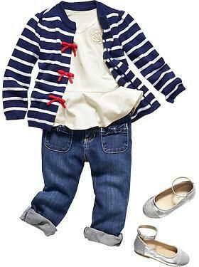 Baby girl clothes- I wish they had an adult version of this too, I would totally wear it. H would be so cute in this!