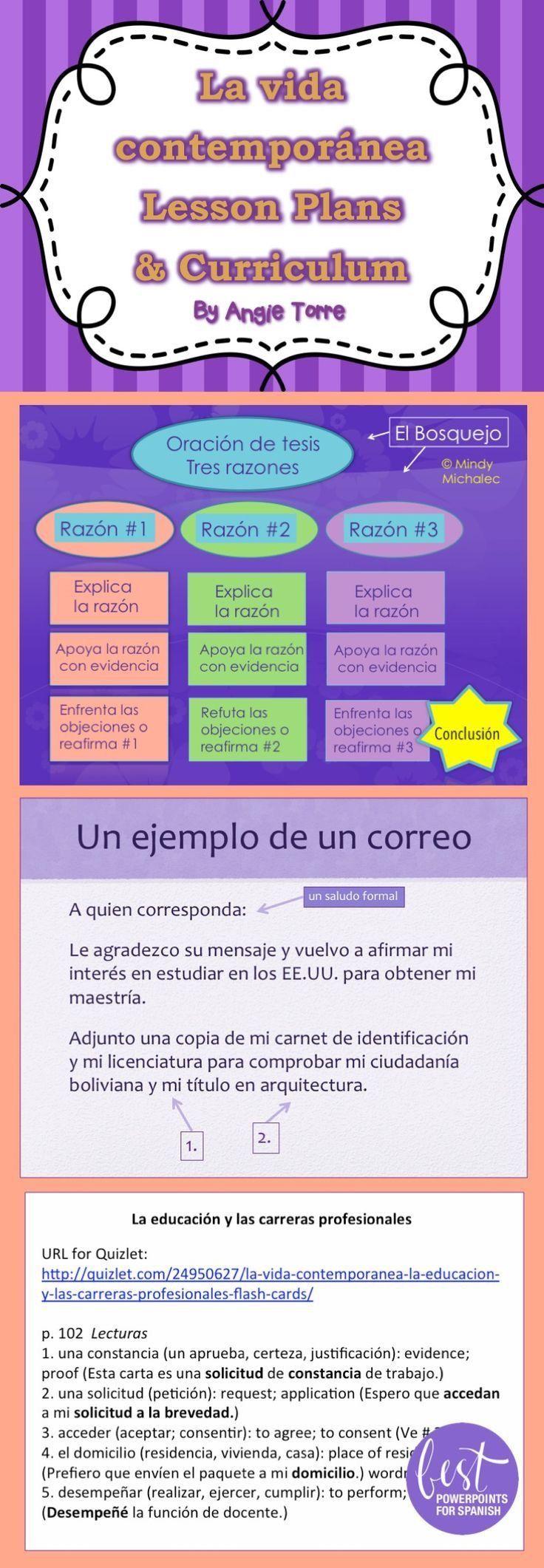 524 mejores ideas en AP Spanish Language & Culture Content for ...