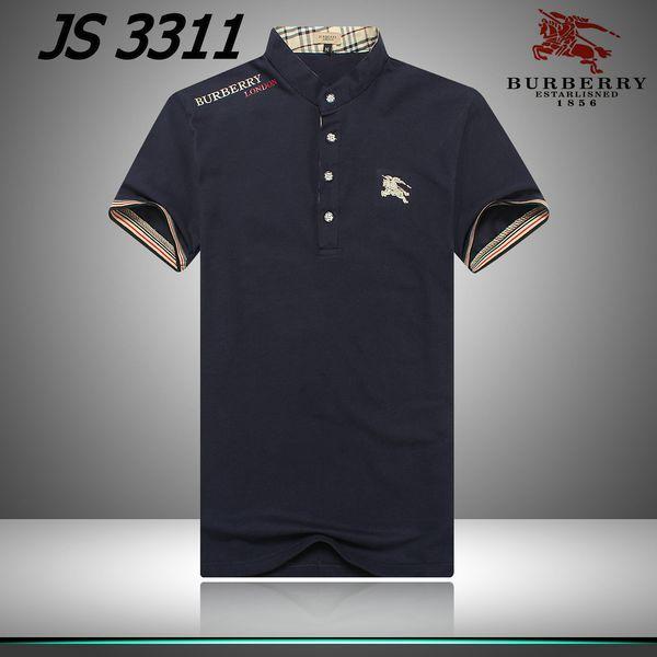 polo ralph lauren discount Burberry London Button Short Sleeve Men's Polo Shirt Navy http://www.poloshirtoutlet.us/