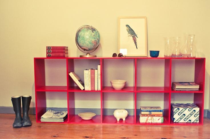 The Eric Box Shelves