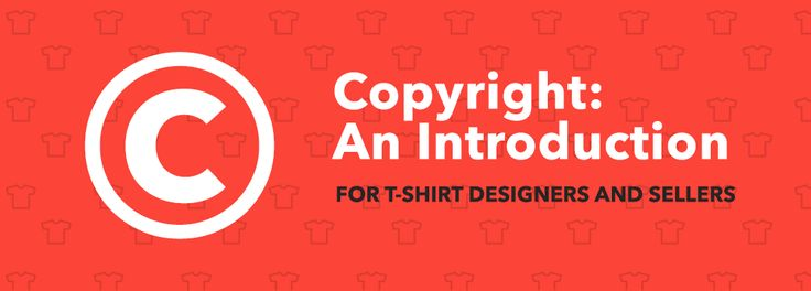 57 best images about merch by amazon tips on pinterest for How to copyright t shirt designs