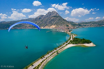 Egirdir Lake Isparta Turkey