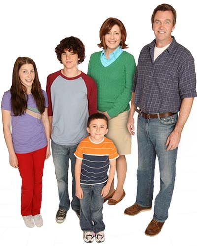 the middle tv show cast!!! I <3 this show!!!! I especially like the mom, sue, and brick. Woop!!!