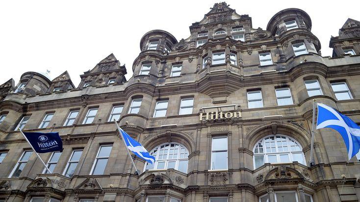 Classic Edinburgh hotel joins Hilton portfolio: Travel Weekly