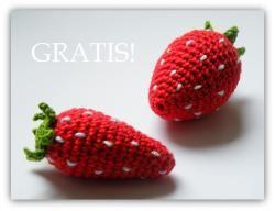 Erdbeeren  -  gratis