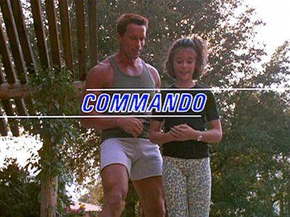 1985 commando arnold schearzenegger amp alyssa milano