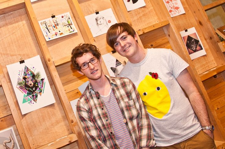 In 2011, KU alumni Jamie Mitchell and Mark Callaby started their own online shop, Ohh Deer in one of their grandparents' attics to sell a small range of illustrated gifts and goodies.   Today, their little...