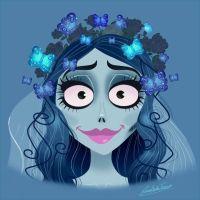 Emily Flower Crown by princessbeautycase