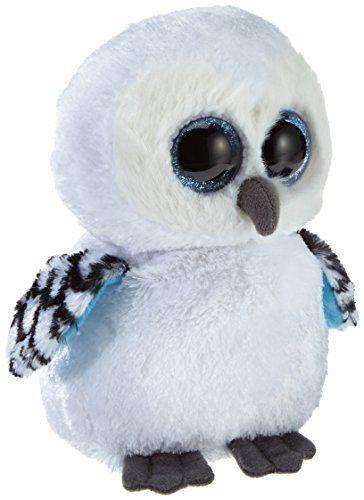 """Ty Beanie Boos Spells Owl 6"""" Plush TY Beanie Boos http://www.amazon.com/dp/B008K7RM8I/ref=cm_sw_r_pi_dp_oa3Iub1336M75"""