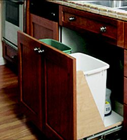 clever storage for kitchen and bath kitchen cabinets design remodeling bath - Kitchen Remodeling Magazine