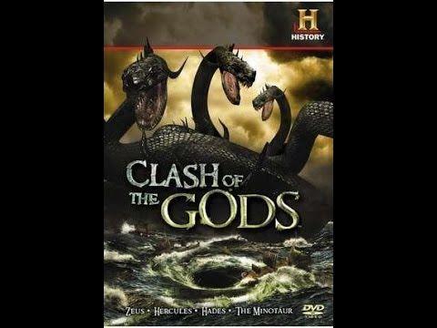 La lucha de los Dioses Minotauro