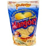 Phillippine Brand Naturally Delicious Dried Mangoes Tree Ripened Value Bag 30 Ounces Dried MangoBy Phillippine