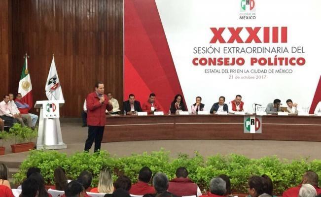 PRI dará batalla por la jefatura de Gobierno de la CDMX Eruviel Ávila - El Universal
