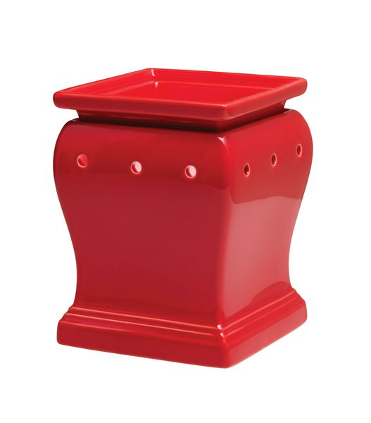 A bold burst of color makes Flare's classic design pop. To purchase, go to www.jenni.scentsy.com.au