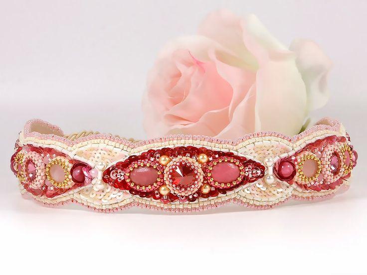 Повязка на голову вышивка  (Headband for girls)