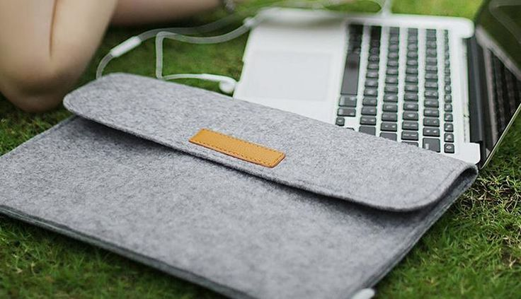 Show off your personality while giving your laptop some protection.