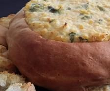 Recipe Bacon and Corn Cob Loaf - Recipe of category Baking - savoury