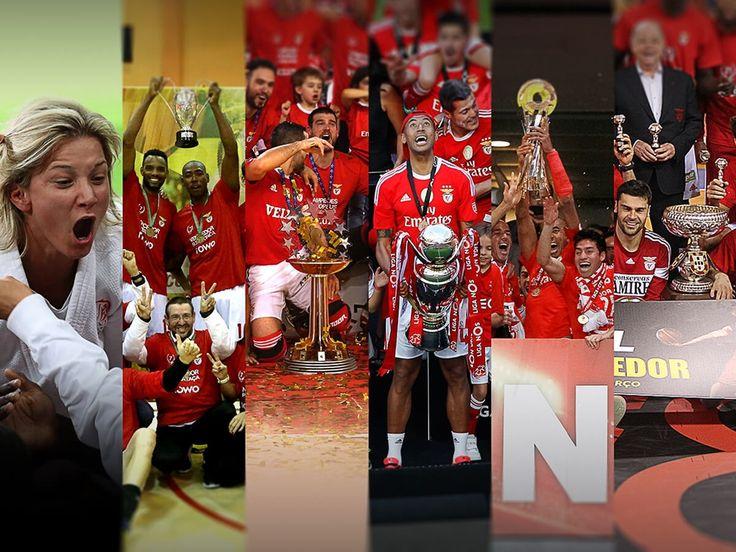 Sport Lisboa e Benfica - As conquistas de 2016!!!