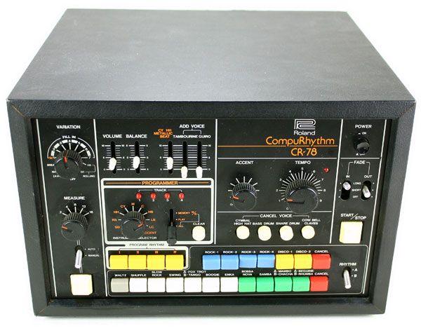 CompuRhythm CR-78