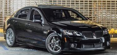 Any one running black 10 spoke oem zl1 wheels?? - Pontiac G8 Forum: G8 Forums - G8Board.com