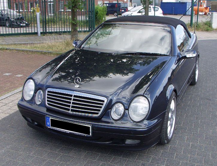 16 best mercedes benz clk 230k sport images on pinterest. Black Bedroom Furniture Sets. Home Design Ideas