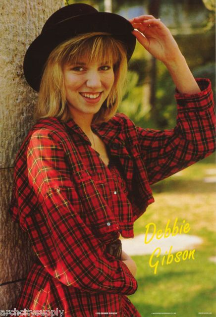 Image result for Debbie Gibson 80s