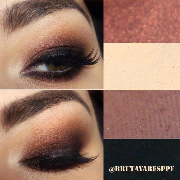 Graduation makeup - Tutorial – smokey eye