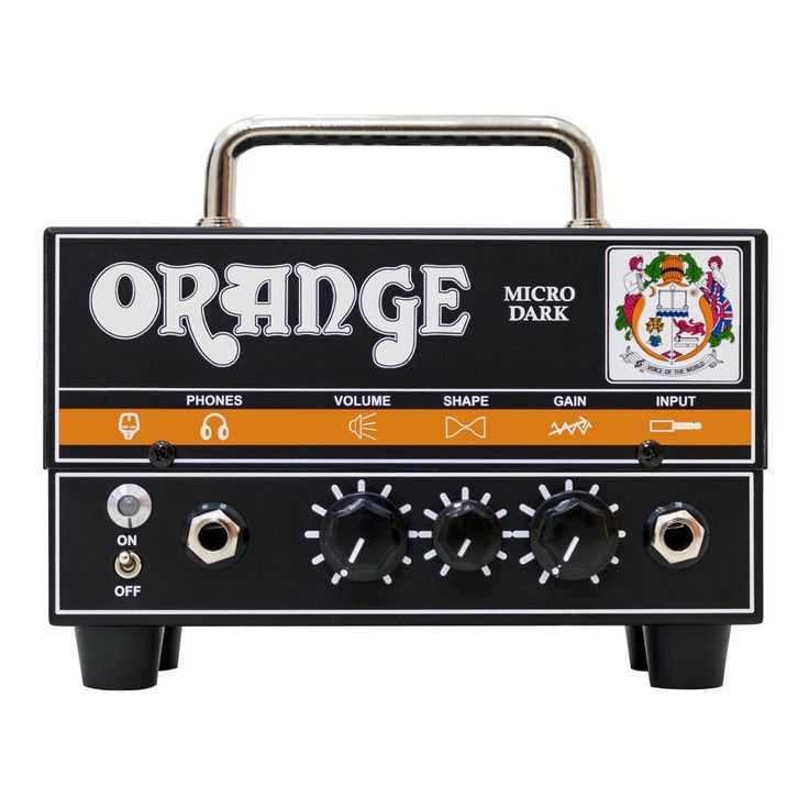This Orange tube solid state hybrid amplifier is perfect for the bedroom  shredder  Plug it into a big cab for a sound that s anything but  micro. 15 best Low watt guitar amps   amp heads images on Pinterest