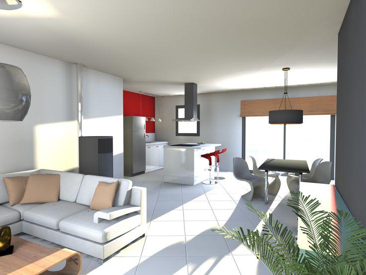 Décoration intérieure de la maison calipso dalliance construction dans cette maison