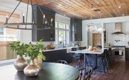 25 Ideas kitchen industrial cabinets joanna gaines