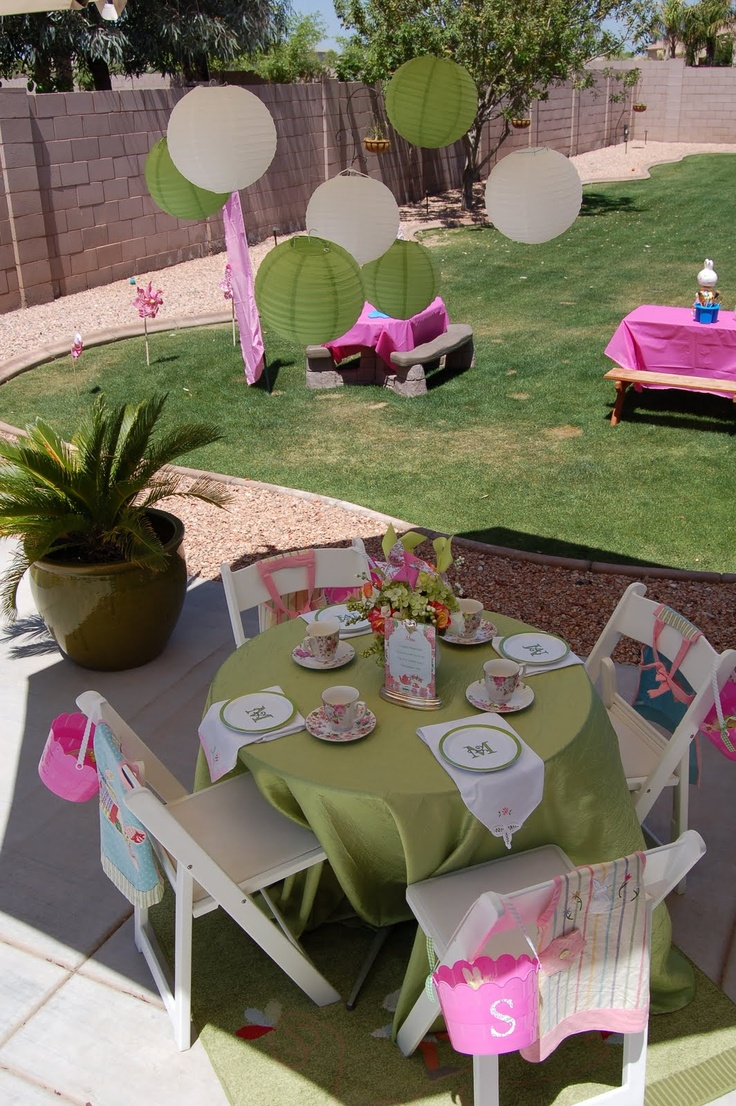 Love This Easter Backyard