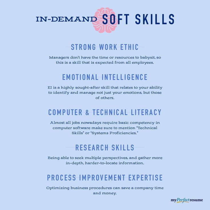 Soft Skills Are Personal Attribute Driven General Skills That Are Usually Self Developed Job Info Job Interview Tips Job Interview Advice