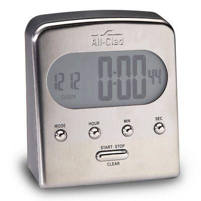 Digital Timer & Clock
