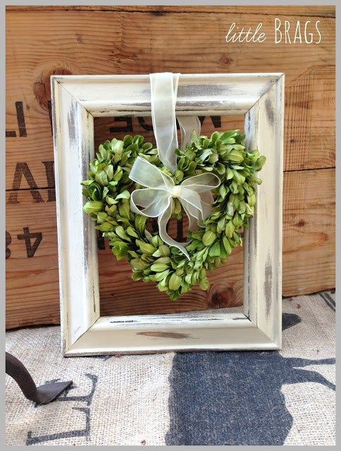 25 Best Ideas About Frame Crafts On Pinterest Picture