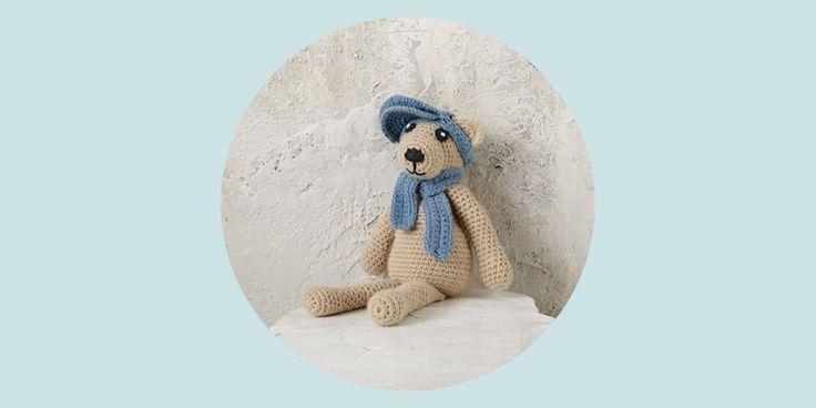 Amigurumi: un doudou en crochet
