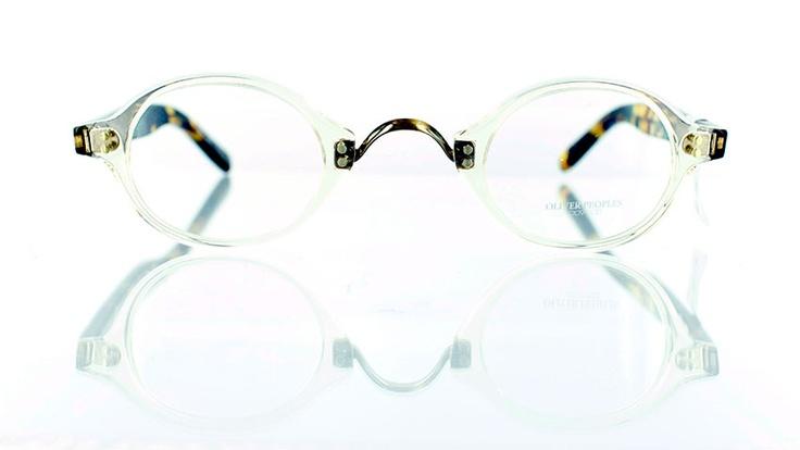 Oliver Peoples Eckert : Designer round glasses - find this look at Goo Goo Eyes. | http://googooeyes.com