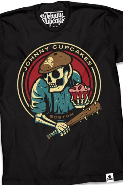 Boston Bruiser – Johnny Cupcakes