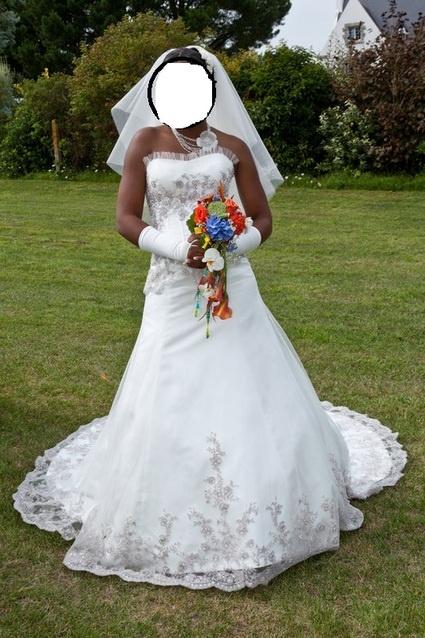 Robe de mariée d'occasion marque Complicité mariage modèle Comète