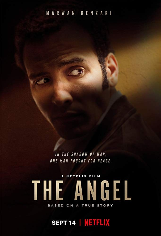 Official Trailer The Angel Coming To Netflix September 14 2018 Angel Movie Netflix Dramas Netflix Movies